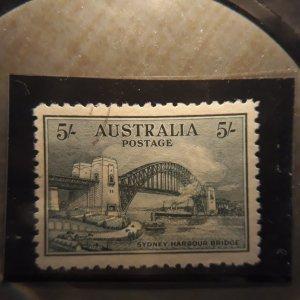 australis 5 shilling sydneybridge