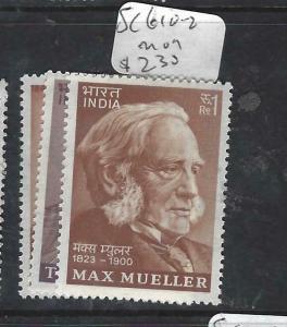 INDIA    (P1004B)  SC  610-2   MOG