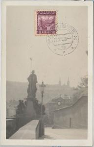 57171 -  Czechoslovakia - POSTAL HISTORY: MAXIMUM CARD 1933 - ARCHITECTURE