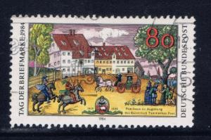 Germany 1428 Used 1984 Issue