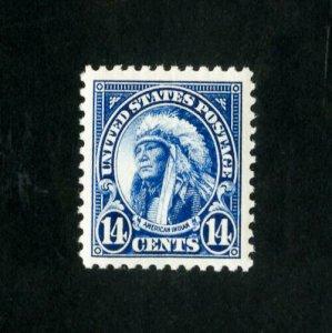 US Stamps # 565 Superb A magnificent gem OG NH