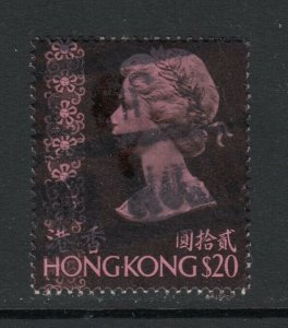 Hong Kong Sc 327, used