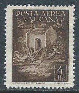Vatican City, Sc #C10, 4 l, MH