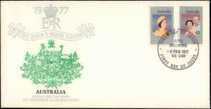 Australia, Worldwide First Day Cover, Royalty