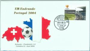 67878 - PORTUGAL - POSTAL HISTORY -  FDC Cover  2004: EUROPEAN  FOOTBALL