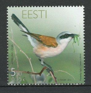Estonia 2010 Birds MNH Stamp