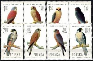 Poland #2074-81  MNH CV $7.65  (X1007)