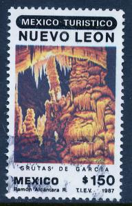 MEXICO 1515, Promotion of Touristic Sites, N Leon Used(1244)
