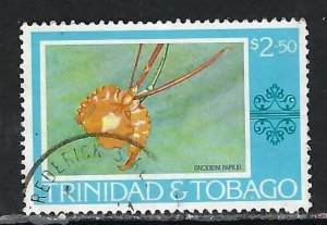 TRINIDAD & TOBAGO 288 VFU O670