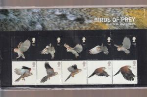 2003 BIRDS OF PREY PRESENTATION PACK. No. 343