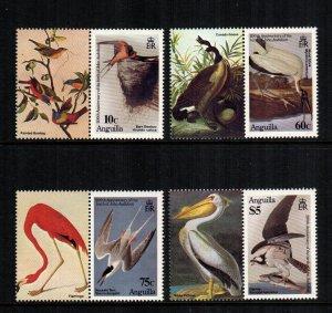 Anguilla  613 - 616 MNH  $15.00