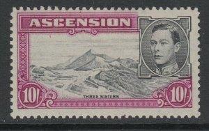 Ascension, Scott 49 (SG 47b), MNH