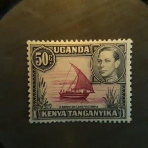 Kenya-Uganda 79 Ty II  unused VF