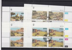 South West Africa Stamps Ref 14371A