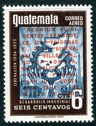 Guatemala (1963) #C266 MNH