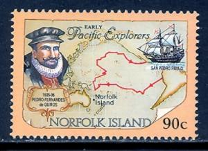 Norfolk Island Sc # 560 mint never hinged