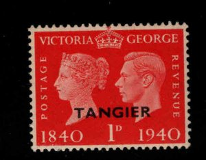 Great Britain, Tangier Morocco Scott 519  MNH** 1940 overprint