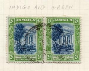 Jamaica 1921-29 Early Issue Fine used Shade 2d. 278450