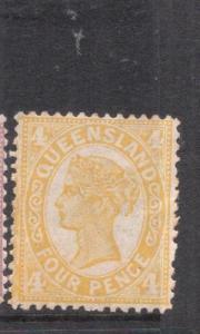 Queensland SG 266 MOG (6dls)