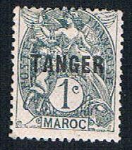 French Morocco 72 MLH Overprint (BP13621)