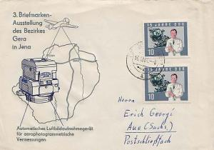 Germany D.D.R., First Day Cover