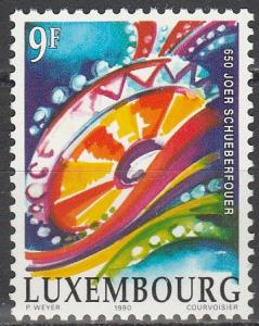 Luxembourg #830  MNH   (S2217)