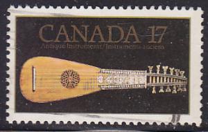 Canada 878 Antique Mandora 1981