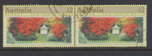 Australia Sc#1132 Used Pair