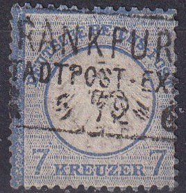Germany #10  F-VF  Used  CV $85.00  (Z2848)