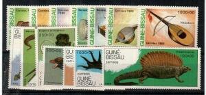 Guinea-Bissau Scott 827-40 Mint NH (Catalog Value $28.00)