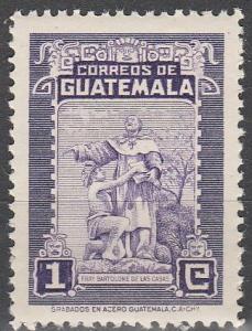 Guatemala #385  MNH F-VF (SU6505)