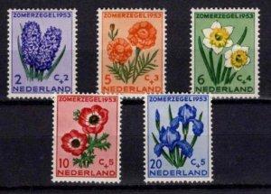 Netherlands 1953 Cultural & Social Relief Fund Set