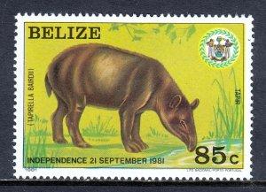 Belize - Scott #597 - MNH - SCV $5.00