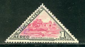 Nicaragua Scott # C291, used