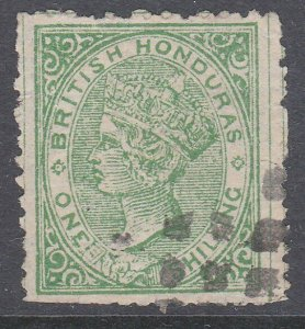 BR HONDURAS  An old forgery of a classic stamp..............................C931