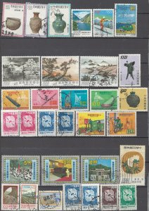 COLLECTION LOT OF # 1617 CHINA 32 STAMPS 1979+ CLEARANCE