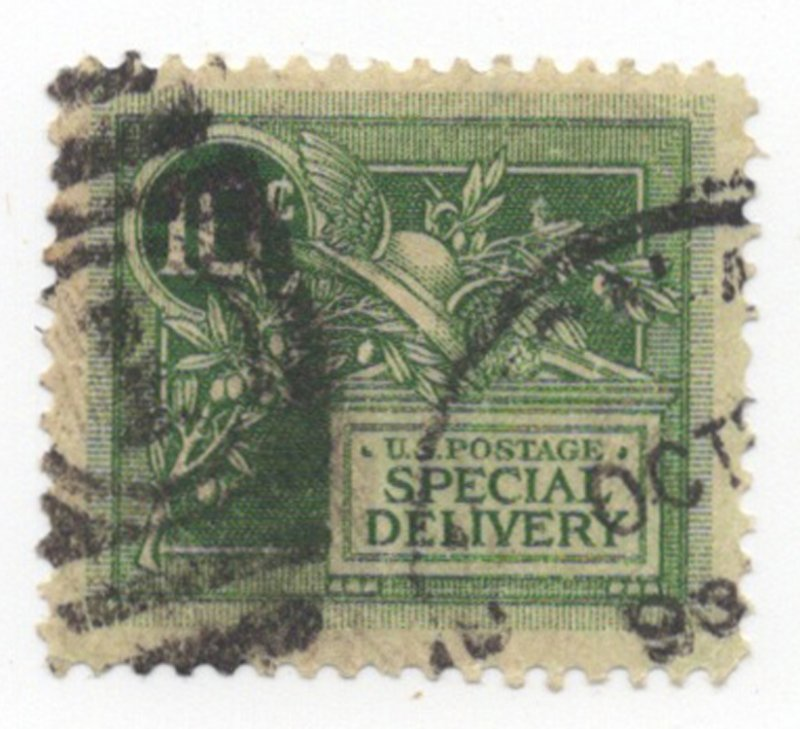 US Special Delivery used E7
