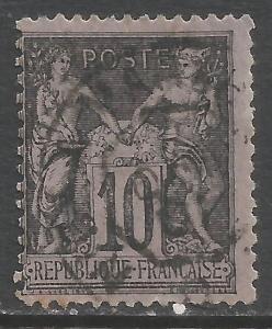 FRANCE 91 VFU L1083