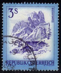 Austria **U-Pick** Stamp Stop Box 058 Item F
