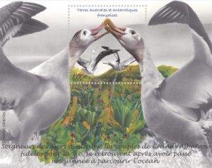 2020 FSAT The Great Albatross SS (Scott NA) MNH