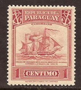 Paraguay  #  435  Mint  N H