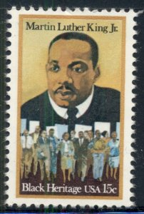 #1771 15¢ MARTIN LUTHER KING LOT OF 400 MINT STAMPS, SPICE UP YOUR MAILINGS!