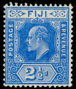 FIJI SG120, 2½d brt blue, LH MINT.