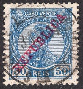 CAPE VERDE SCOTT 105