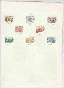 nicaragua stamps on page ref 16541