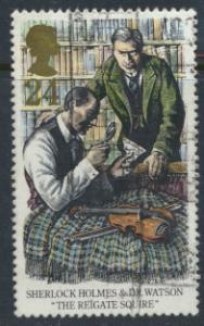Great Britain SG 1784  Used  - Sherlock Holmes