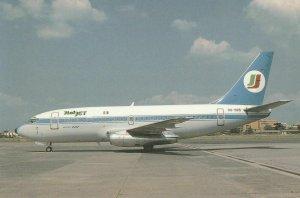 8154 Aviation Postcard   ITALJET 737  Airlines