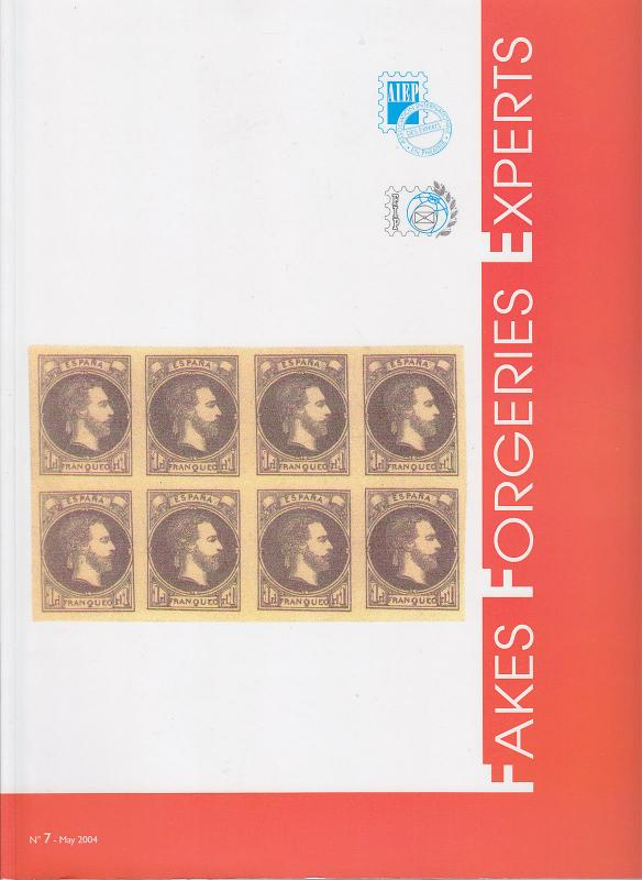 Fakes, Forgeries, Experts. Volume 7. by Knud Mohr. NEW