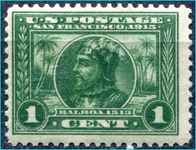 USA #397   Mint Never Hinged  ** Free shipping **  Lot #5