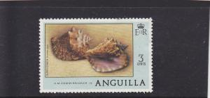 Anguilla  Scott#  277  MNG